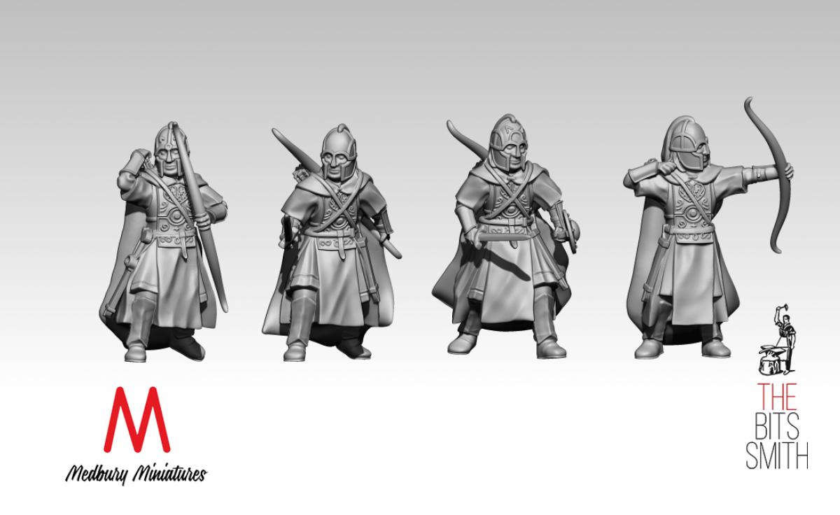 Figurines alternatives en 3D pour ME SBG: liste créateurs ScoutsLogo